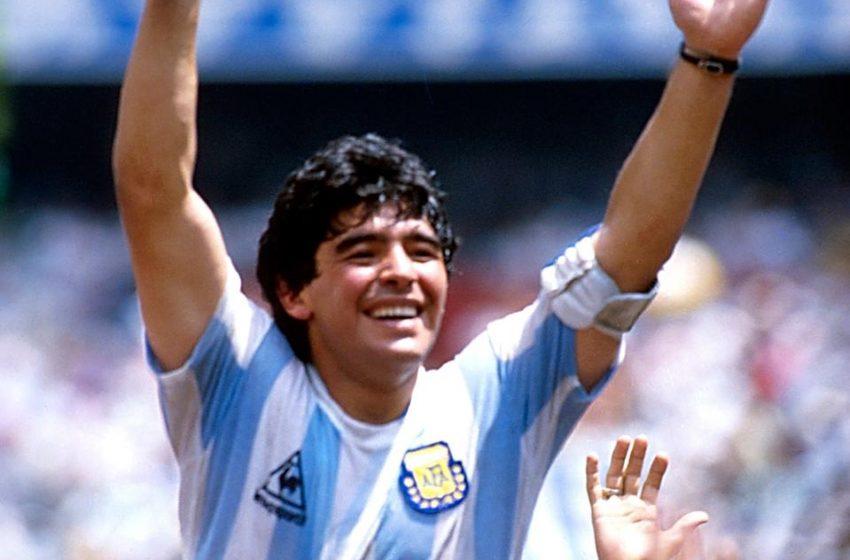 دیگو مارادونا اسطوره فوتبال جهان درگذشت + بیوگرافی
