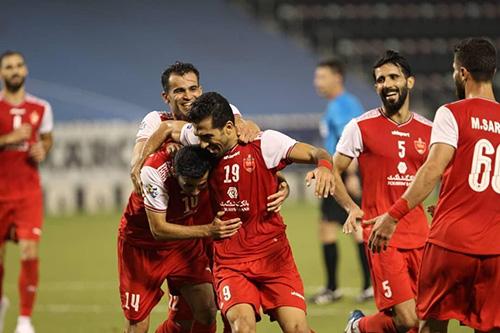 تایید پرسپولیس برای حضور در فینال لیگ قهرمانان آسیا