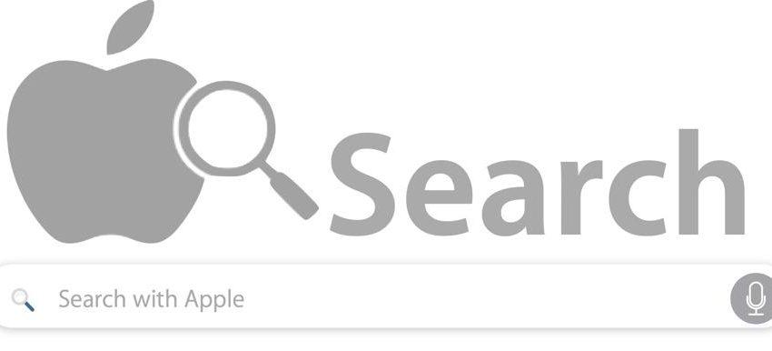 اپل در تلاش برای راه اندازی جستوجوگر اختصاصی